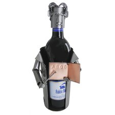 Teacher Male Wine Bottle Holder