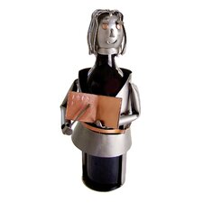 Teacher Female Wine Bottle Holder