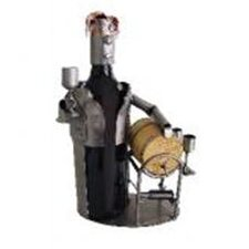 <strong>H & K SCULPTURES</strong> Wine Taster Wine Caddy