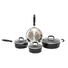 Induction Ready Nonstick 7-Piece Cookware Set