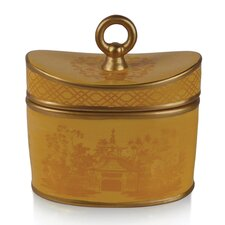 Jardin Asian Pear Ceramic 2-Wick Candle