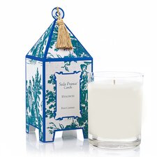 <strong>Seda France</strong> Classic Toile Hyacinth Pagoda Candle