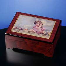"Byerley ""Sound of the Ocean"" Music Box"