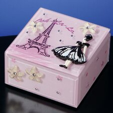 Ooh-La-La Music Jewelry Box
