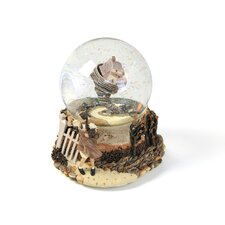 The Wizard of Oz Tornado Water Globe