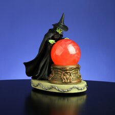 "The Wizard of Oz ""Wicked Witch"" Water Globe Figurine"