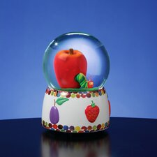 """The Very Hungry Caterpillar"" Apple Water Globe"
