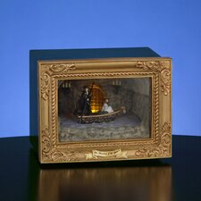 "<strong>San Francisco Music Box</strong> Phantom of the Opera ""Journey to the Lair"" Shadow Box"