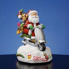 Santa Bring It! Figurine