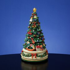 Holiday Treasures Toyland Tree Figurine