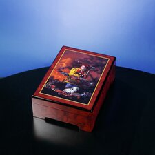 "Byerley ""The Brigade"" Music Box"