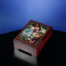 "<strong>San Francisco Music Box</strong> Byerley ""Giggles and Whispers"" Music Box"