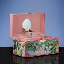The Wizard of Oz Glenda and Dorothy Jewelry Box