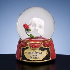 Mask with Rose Water Globe