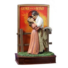 "<strong>San Francisco Music Box</strong> Gone with the Wind ""The Kiss"" Figurine"
