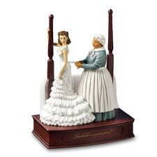 <strong>San Francisco Music Box</strong> Just Hold On Mammy with Scarlet Figurine