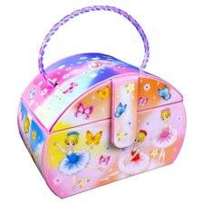 Musical Purse Jewelry Box