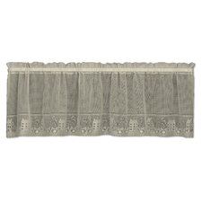 "Country Willow 60"" Curtain Valance"