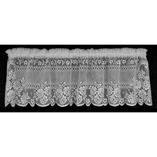 "Victorian Rose 60"" Curtain Valance"