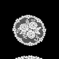 Victorian Rose Doily