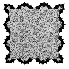<strong>Heritage Lace</strong> Bats Table Topper