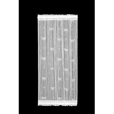 <strong>Heritage Lace</strong> Dragonfly Sidelight Curtain Single Panel
