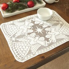 <strong>Heritage Lace</strong> Glorious Angel Placemat