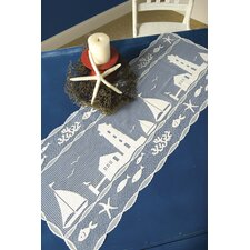 <strong>Heritage Lace</strong> Harbor Lights Table Runner