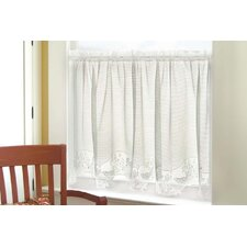 <strong>Heritage Lace</strong> Birds and Berries Tier Curtain