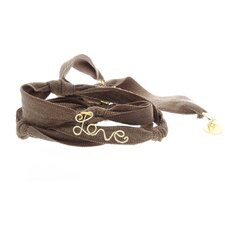 Love Elastic Stretch Cord Bracelet