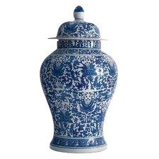 Lotus Temple Jar