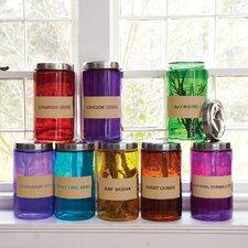 Antique Pigment Jars (Set of 8)