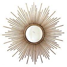 <strong>Two's Company</strong> Sunburst™ Wall Mirror