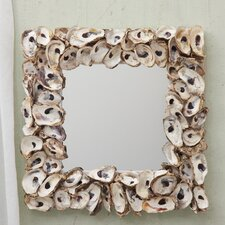 Oyster Bay™ Shell Mosaic Wall Mirror