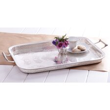 Butler's Pantry Rothschild Decorative Gallery Tray