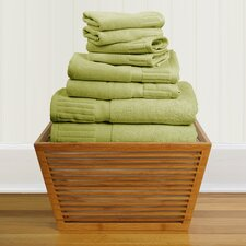 Zenith 8 Piece Towel Set