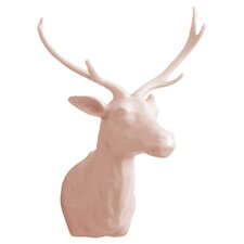 Deer Trophy Head Wall Décor