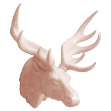 Elk Trophy Head Wall Décor