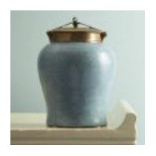 Shagreen Decorative Urn