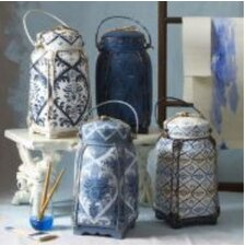 Decorative Rice Jar (Set of 4)