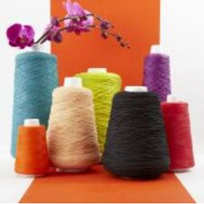 Au Courant 7 Piece Yarn Cones Vase Set