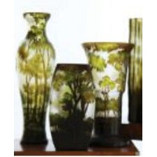 <strong>Tozai</strong> 3 Piece Landscapes Vase Set