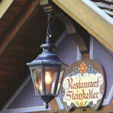 Louis 13 1 Light Hanging Lantern