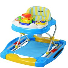 <strong>Dream On Me</strong> Evolution Entertainment Hub 2 in 1 Walker and Rocker