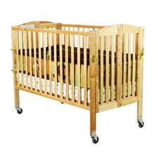 Folding Full Size Convenience Crib