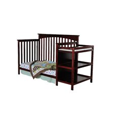 Chloe Convertible Crib with Changer