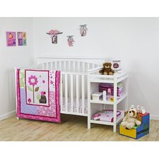 Spring Time 3 Piece Crib Bedding Set