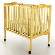 <strong>Dream On Me</strong> Portable Lightweight Folding Convertible Crib