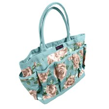 Trudy Rose Garden Trug Bag