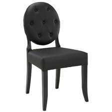 Button Side Chair